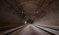 Worldwide Subway Tunnels in Photographs
